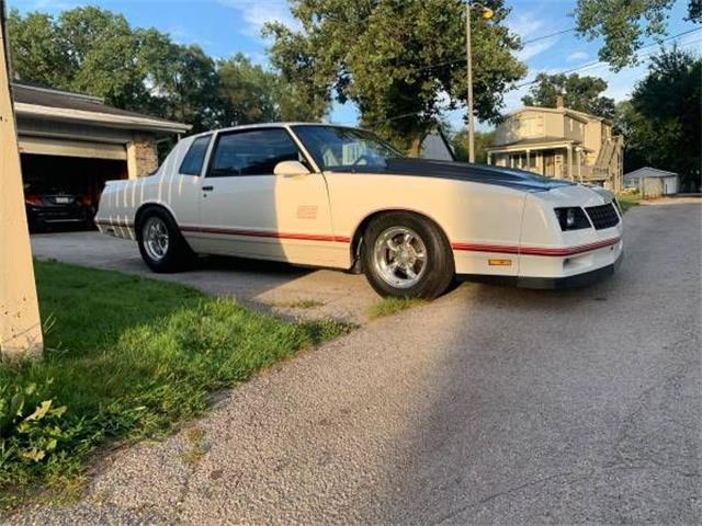1987 Chevrolet Monte Carlo (CC-1512256) for sale in Cadillac, Michigan