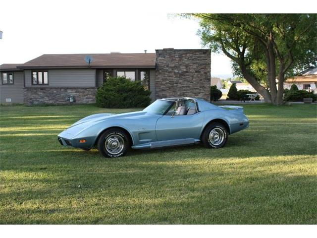1977 Chevrolet Corvette (CC-1512264) for sale in Cadillac, Michigan