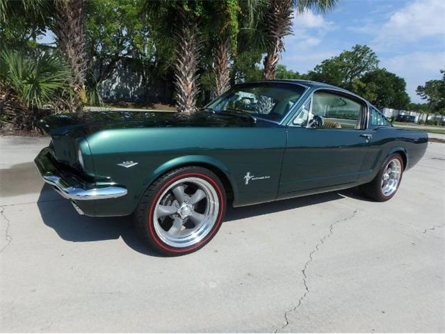 1966 Ford Mustang (CC-1512271) for sale in Cadillac, Michigan