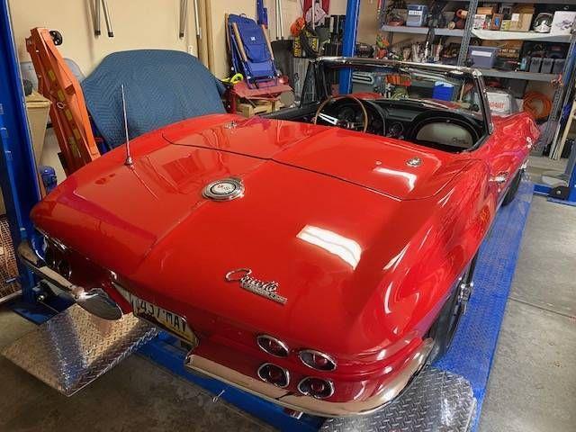 1965 Chevrolet Corvette (CC-1512273) for sale in Cadillac, Michigan