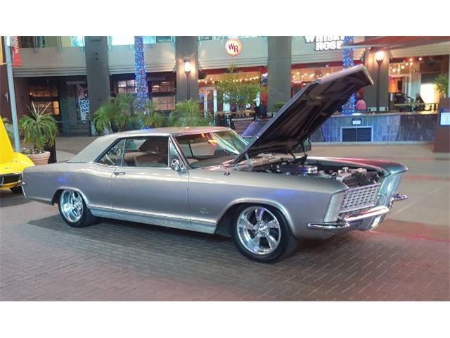 1965 Buick Riviera (CC-1512277) for sale in Cadillac, Michigan