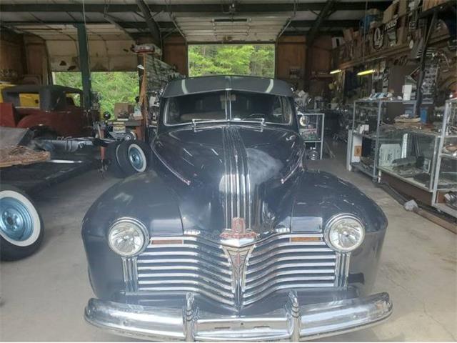 1941 Pontiac Sedan (CC-1512285) for sale in Cadillac, Michigan