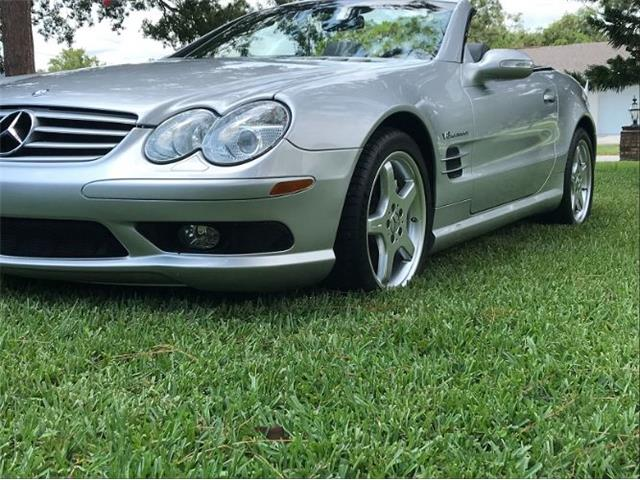 2003 Mercedes-Benz SL55 (CC-1512288) for sale in Cadillac, Michigan