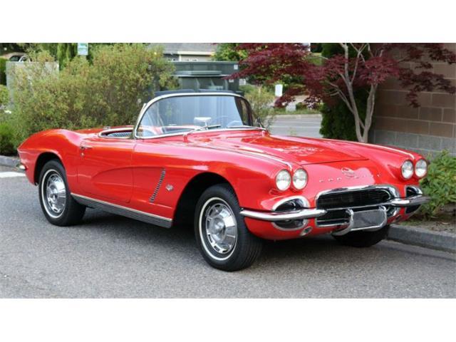 1962 Chevrolet Corvette (CC-1512292) for sale in Cadillac, Michigan