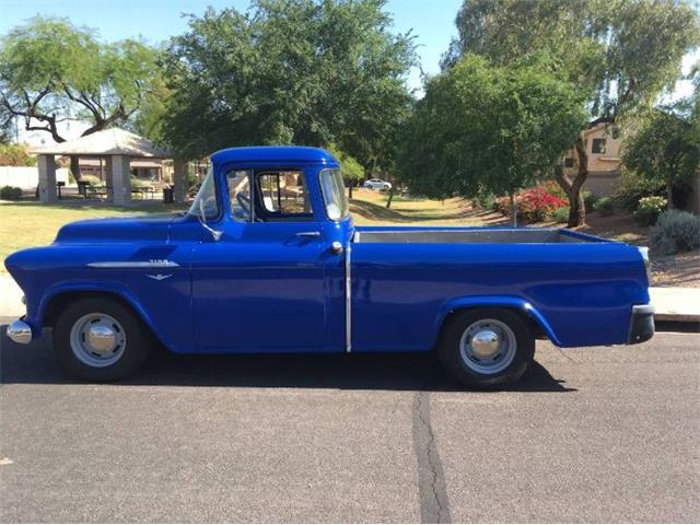 1956 Chevrolet 3100 (CC-1512296) for sale in Cadillac, Michigan