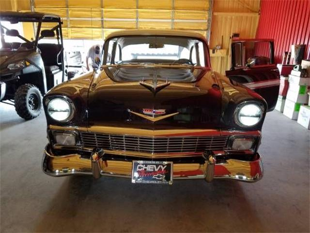 1956 Chevrolet Bel Air (CC-1512298) for sale in Cadillac, Michigan