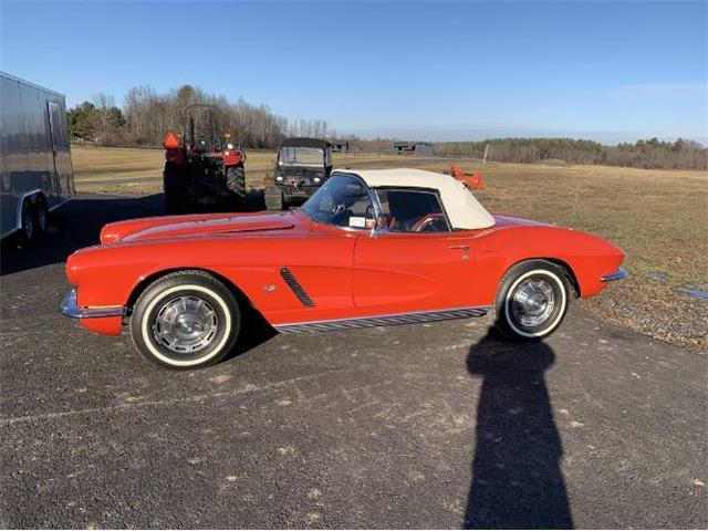 1962 Chevrolet Corvette (CC-1512299) for sale in Cadillac, Michigan