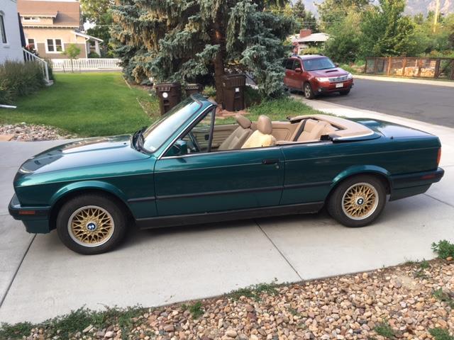1992 BMW 325i (CC-1512305) for sale in Boulder, Colorado