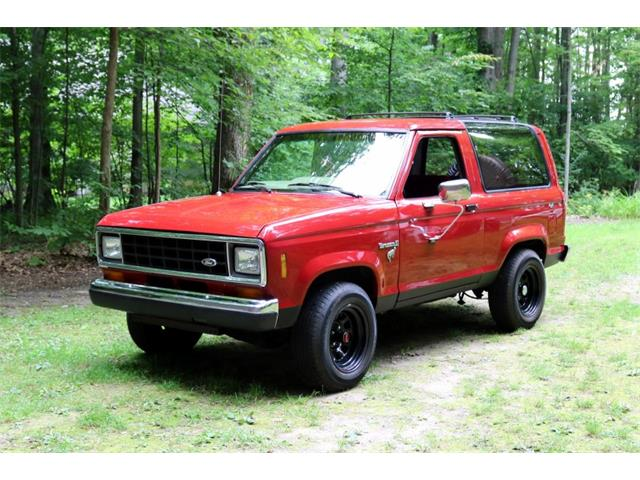1987 Ford Bronco II (CC-1512306) for sale in Lapeer, Michigan
