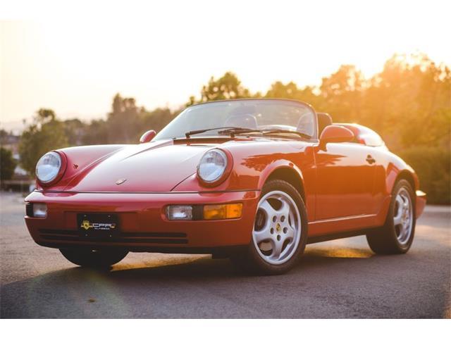 1994 Porsche 964 (CC-1510233) for sale in Fallbrook, California