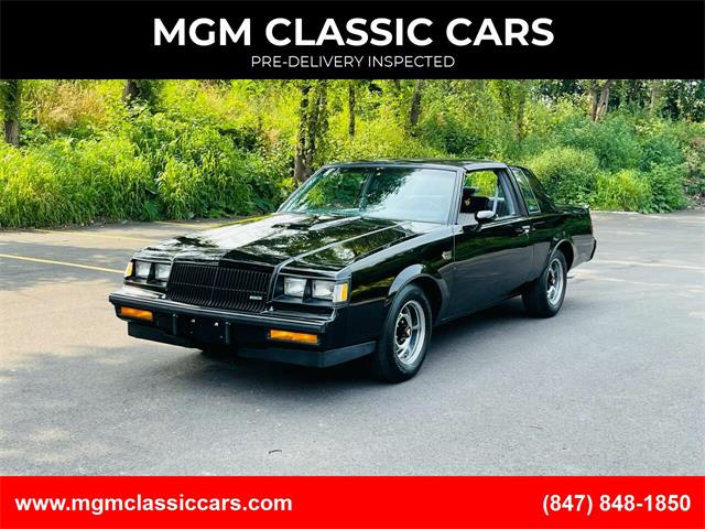 1987 Buick Regal (CC-1512350) for sale in Addison, Illinois