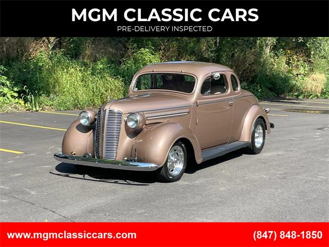 1937 Dodge Coupe (CC-1512355) for sale in Addison, Illinois