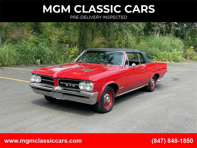 1964 Pontiac GTO (CC-1512364) for sale in Addison, Illinois