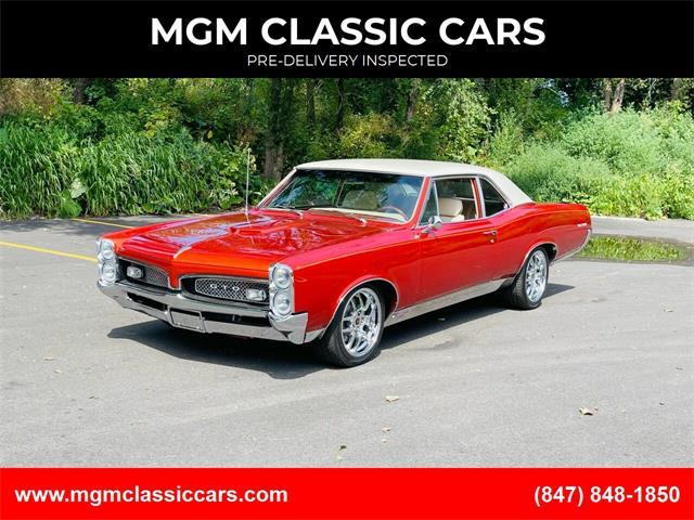 1967 Pontiac GTO (CC-1512367) for sale in Addison, Illinois