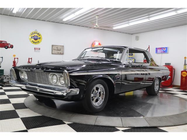 1963 Plymouth Fury (CC-1512371) for sale in Clarence, Iowa