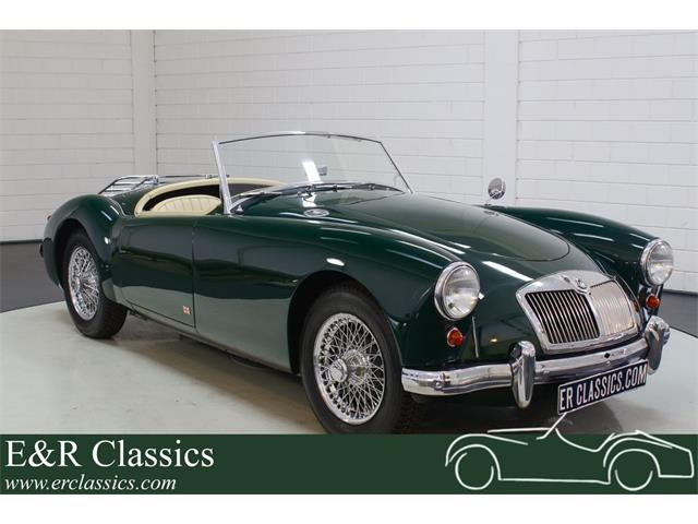 1957 MG MGA (CC-1512389) for sale in Waalwijk, [nl] Pays-Bas