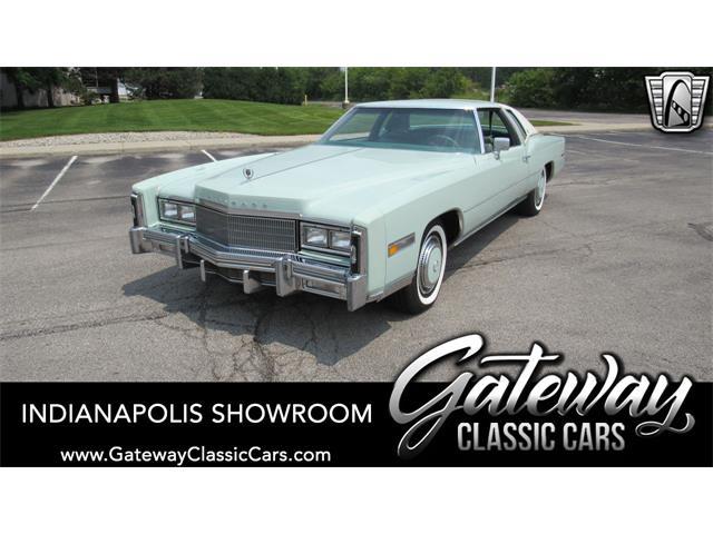 1977 Cadillac Eldorado (CC-1512412) for sale in O'Fallon, Illinois