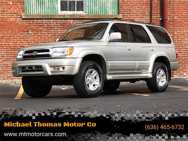 1999 Toyota 4Runner (CC-1512415) for sale in Saint Charles, Missouri