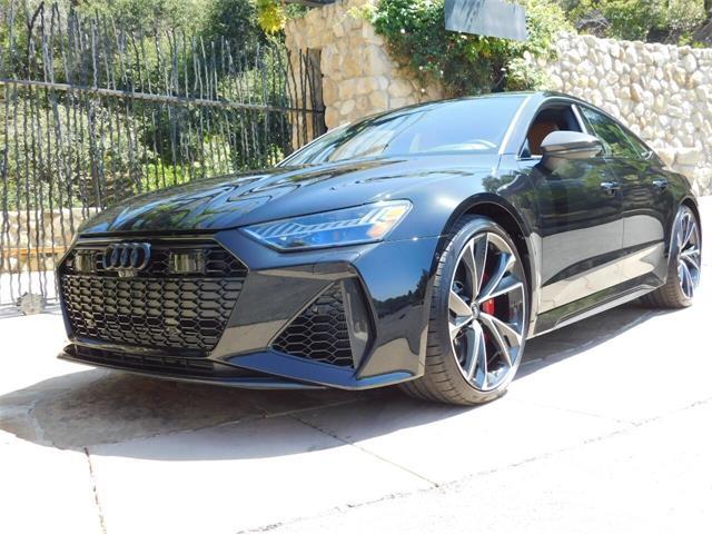2021 Audi RS7 (CC-1512418) for sale in Santa Barbara, California