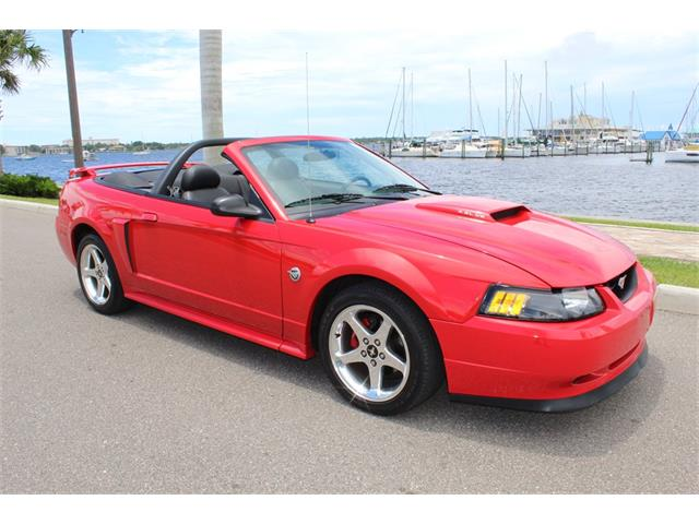 2004 Ford Mustang (CC-1512427) for sale in Palmetto, Florida