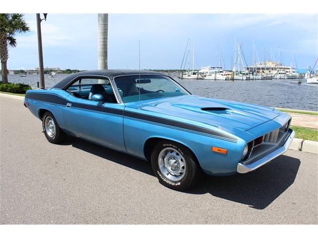 1974 Plymouth Barracuda (CC-1512429) for sale in Palmetto, Florida
