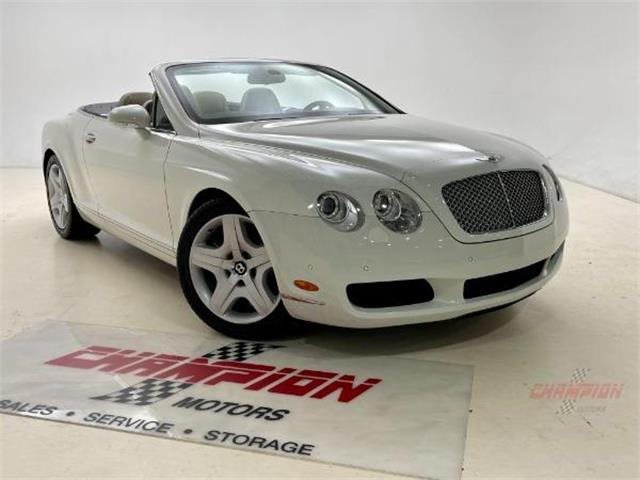 2007 Bentley Continental (CC-1512441) for sale in Syosset, New York