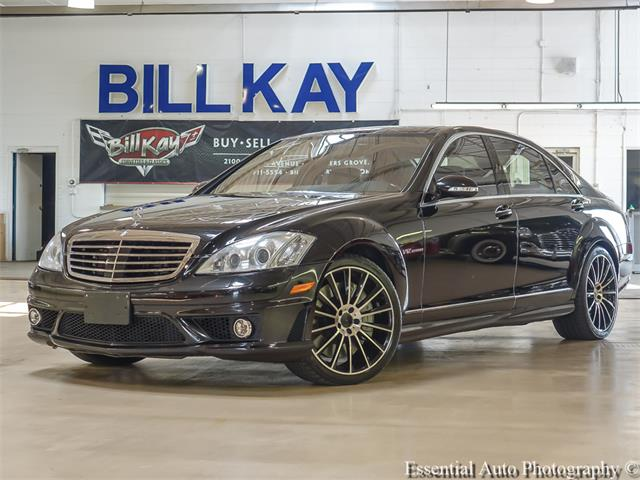 2007 Mercedes-Benz S-Class (CC-1510246) for sale in Downers Grove, Illinois