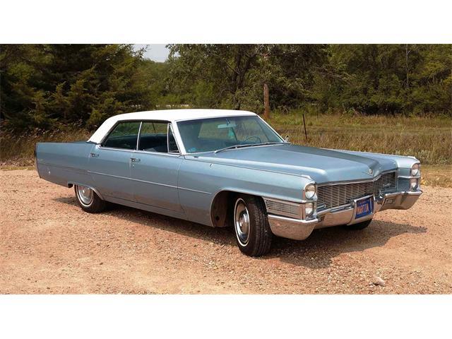 1965 Cadillac Sedan DeVille (CC-1512466) for sale in GREAT BEND, Kansas