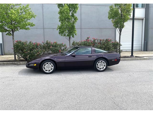 1992 Chevrolet Corvette ZR1 (CC-1512472) for sale in Allentown, Pennsylvania