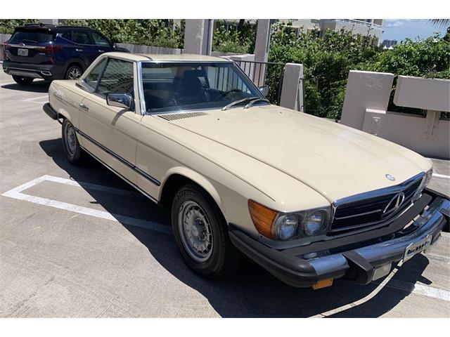 1980 Mercedes-Benz 450SL (CC-1512479) for sale in Miami, Florida