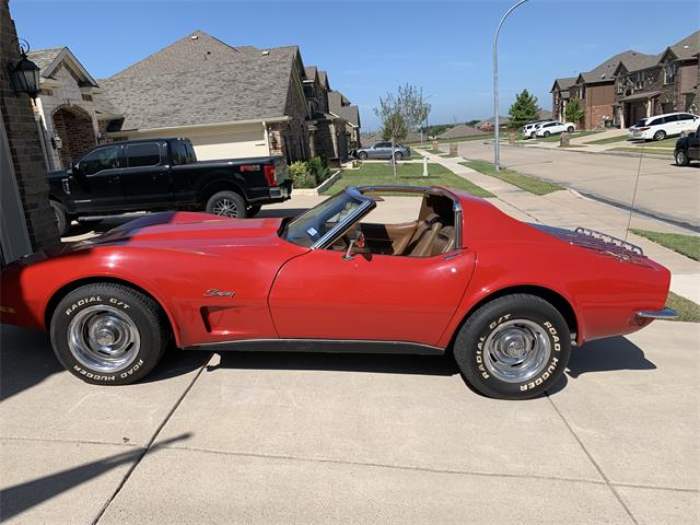 1973 Chevrolet Corvette (CC-1512483) for sale in Fort Worth, Texas
