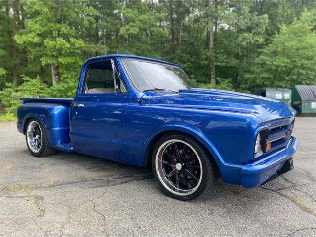 1968 Chevrolet C10 (CC-1512488) for sale in Auburn, Massachusetts