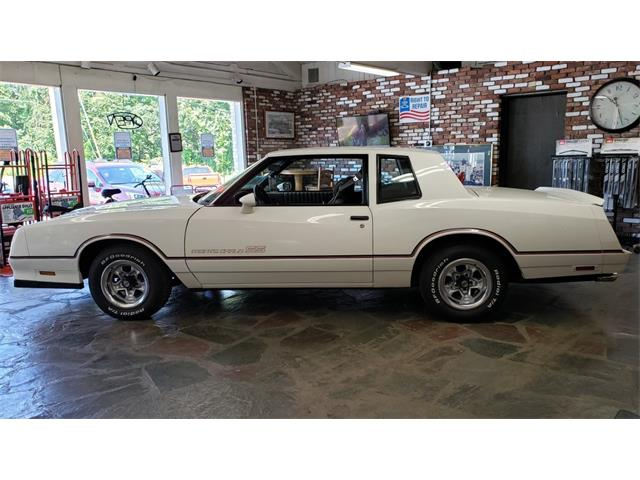 1985 Chevrolet Monte Carlo SS (CC-1510025) for sale in Lake Hiawatha, New Jersey