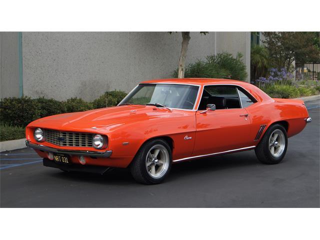 1969 Chevrolet Camaro (CC-1512520) for sale in Thousand Oaks, California
