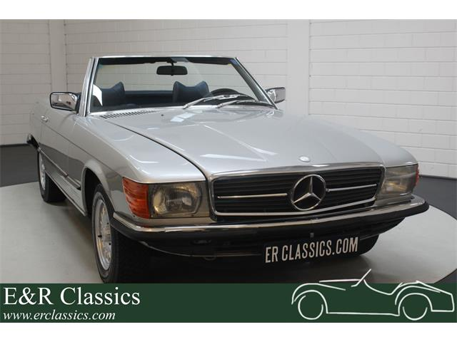 1978 Mercedes-Benz 450SL (CC-1512526) for sale in Waalwijk, [nl] Pays-Bas