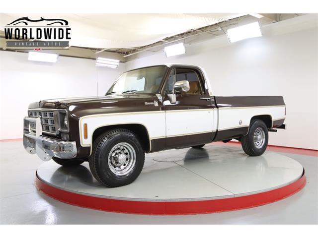 1977 Chevrolet C20 (CC-1512543) for sale in Denver , Colorado