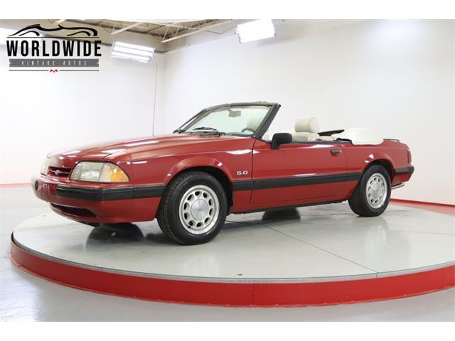 1989 Ford Mustang (CC-1512546) for sale in Denver , Colorado