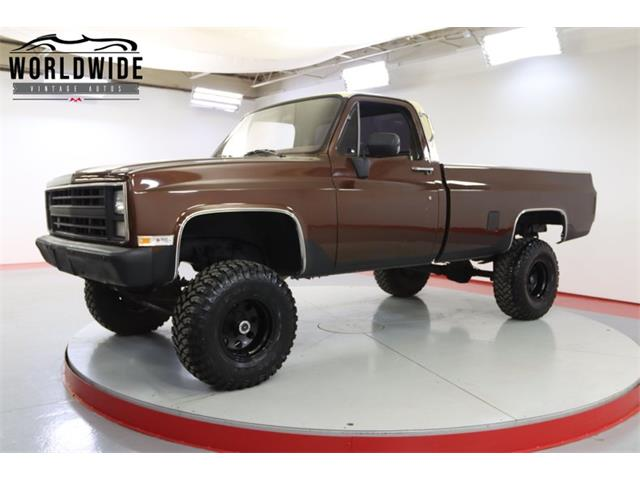 1987 Chevrolet Custom (CC-1512557) for sale in Denver , Colorado