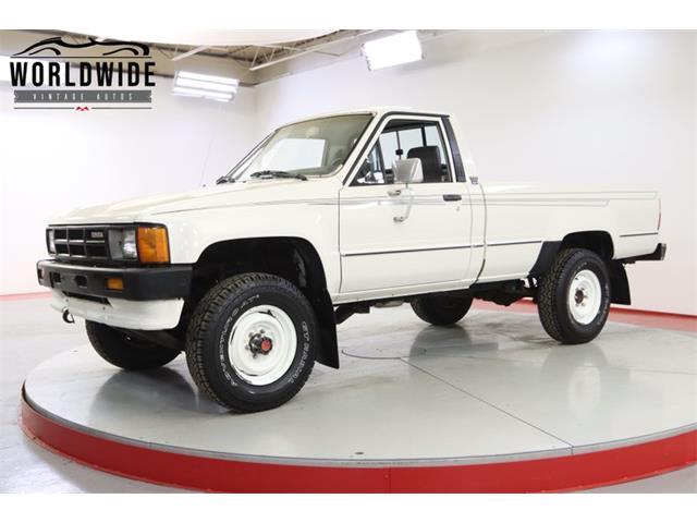 1986 Toyota Truck (CC-1512562) for sale in Denver , Colorado