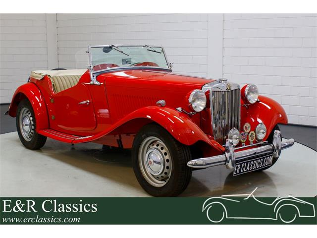 1953 MG TD (CC-1512657) for sale in Waalwijk, [nl] Pays-Bas