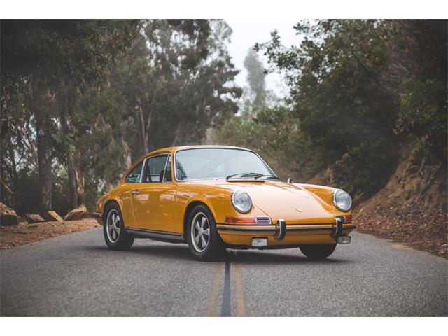 1969 Porsche 911S (CC-1512666) for sale in Fallbrook, California