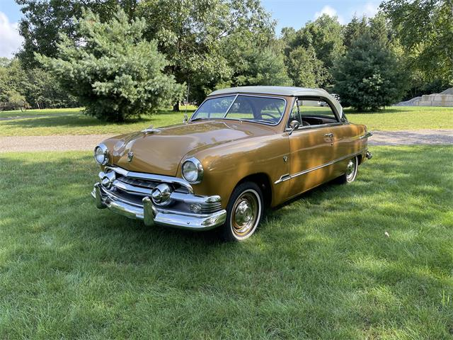 1951 Ford Victoria (CC-1510027) for sale in Ellington, Connecticut