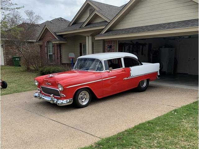1955 Chevrolet Bel Air (CC-1512838) for sale in Waco, Texas