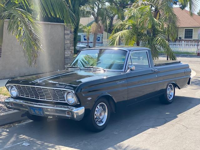 1964 Ford Ranchero (CC-1512839) for sale in Long Beach, California