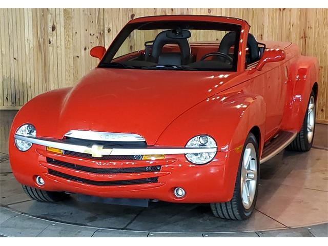2003 Chevrolet SSR (CC-1510285) for sale in Lebanon, Missouri