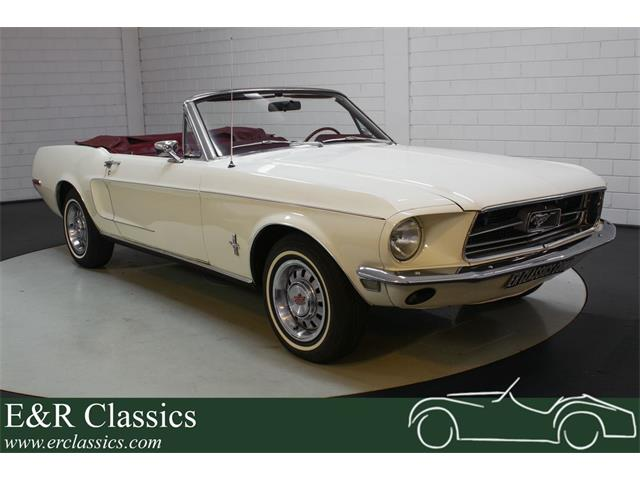 1968 Ford Mustang (CC-1512924) for sale in Waalwijk, [nl] Pays-Bas