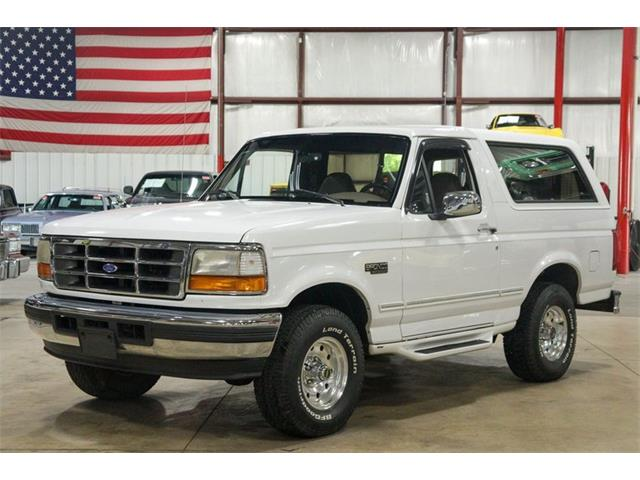 1996 Ford Bronco (CC-1512925) for sale in Kentwood, Michigan