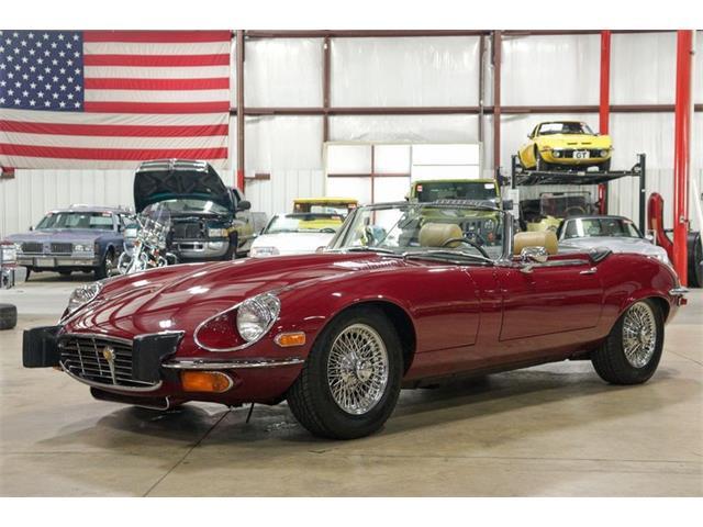 1974 Jaguar XKE (CC-1512927) for sale in Kentwood, Michigan