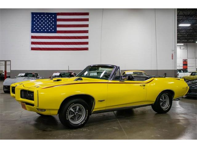 1968 Pontiac Tempest (CC-1512936) for sale in Kentwood, Michigan