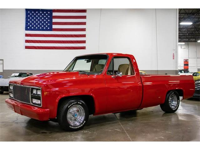 1985 Chevrolet C10 (CC-1512937) for sale in Kentwood, Michigan